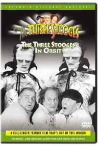 The Three Stooges in Orbit Poster 1