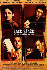 Lock, Stock and Two Smoking Barrels Poster 1