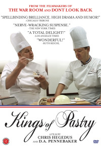Kings of Pastry Poster 1