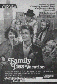 Family Ties Vacation Poster 1