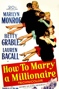 How to Marry a Millionaire Poster 1