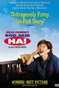 God Said, 'Ha!' Poster 1