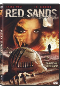 Red Sands Poster 1