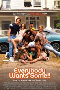 Everybody Wants Some!! Poster 1