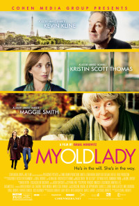 My Old Lady Poster 1