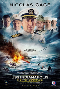 USS Indianapolis: Men of Courage Poster 1