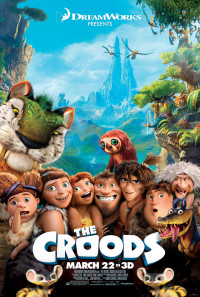 The Croods Poster 1
