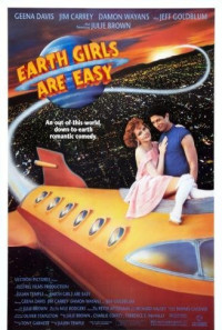 Earth Girls Are Easy Poster 1