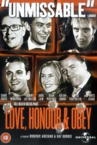 Love, Honor and Obey Poster 1