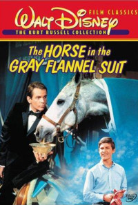 The Horse in the Gray Flannel Suit Poster 1