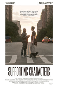 Supporting Characters Poster 1
