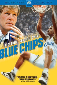 Blue Chips Poster 1
