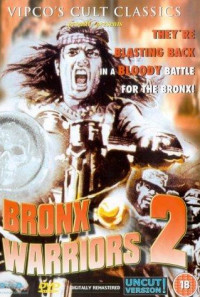 Escape from the Bronx Poster 1