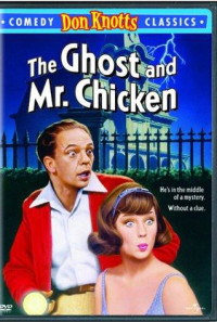 The Ghost and Mr. Chicken Poster 1