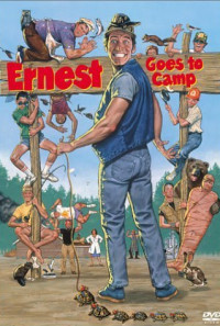 Ernest Goes to Camp Poster 1