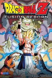 Dragon Ball Z: Fusion Reborn Poster 1