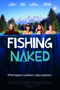Fishing Naked Poster 1