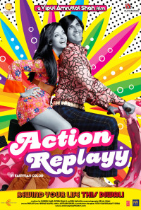 Action Replayy Poster 1