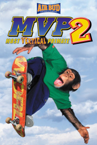MVP: Most Vertical Primate Poster 1