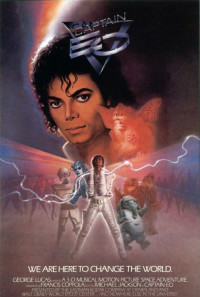 Captain EO Poster 1