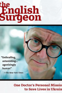 The English Surgeon Poster 1