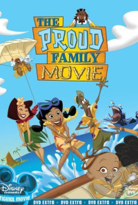 The Proud Family Movie Poster 1