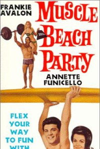 Muscle Beach Party Poster 1