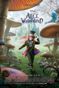 Alice in Wonderland Poster 1