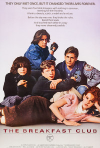 The Breakfast Club Poster 1