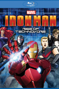 Iron Man: Rise of Technovore Poster 1
