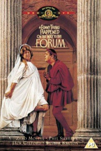 A Funny Thing Happened on the Way to the Forum Poster 1