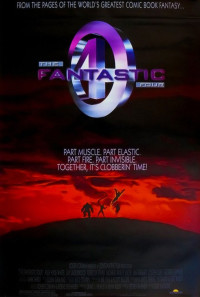 The Fantastic Four Poster 1