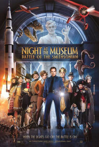 Night at the Museum: Battle of the Smithsonian Poster 1