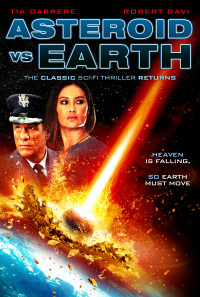 Asteroid vs Earth Poster 1