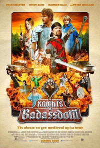 Knights of Badassdom Poster 1
