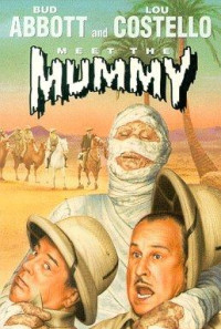 Abbott and Costello Meet the Mummy Poster 1