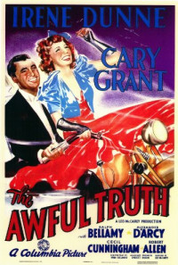 The Awful Truth Poster 1