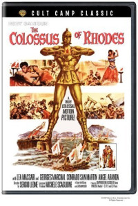 The Colossus of Rhodes Poster 1