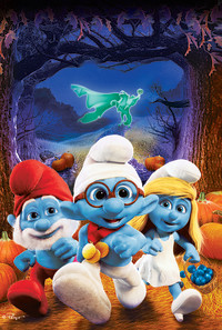 The Smurfs: The Legend of Smurfy Hollow Poster 1