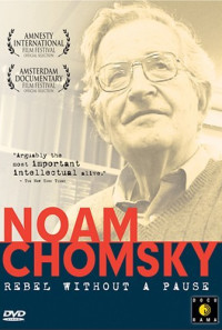 Noam Chomsky: Rebel Without a Pause Poster 1