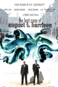 The Last Case of August T. Harrison Poster 1