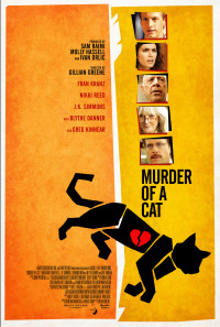 Murder of a Cat Poster 1