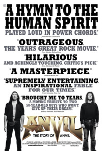 Anvil: The Story of Anvil Poster 1