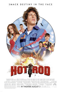 Hot Rod Poster 1
