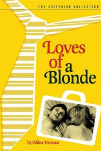 The Loves of a Blonde Poster 1