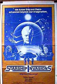 Starship Invasions Poster 1
