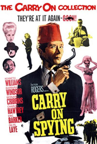 Carry on Spying Poster 1