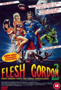 Flesh Gordon Meets the Cosmic Cheerleaders Poster 1