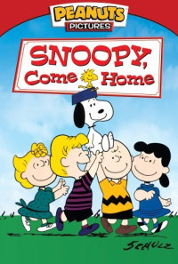Snoopy Come Home Poster 1