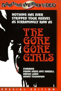 The Gore Gore Girls Poster 1